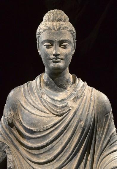 古代印度犍陀罗佛教雕刻